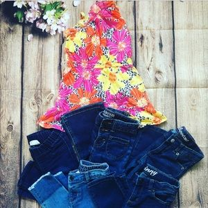 Lot of Girls 3T Jeans Clothing